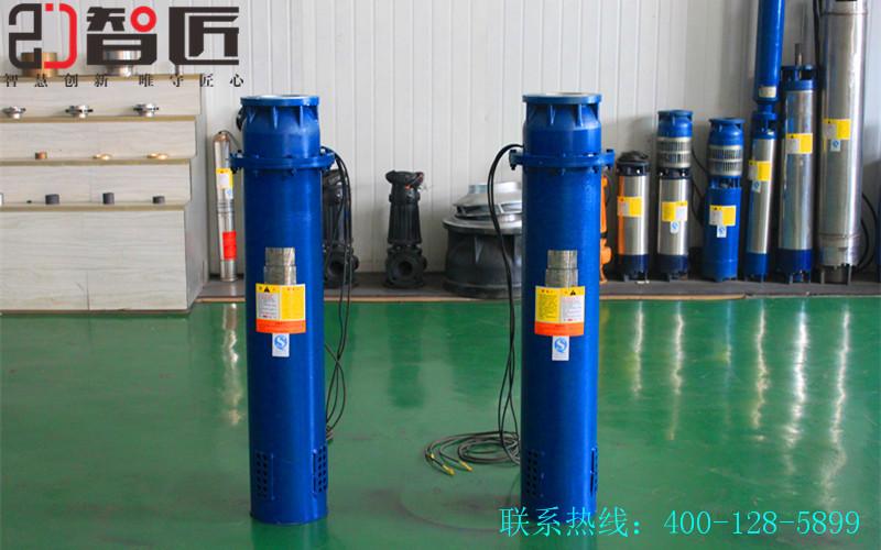 天津智匠泵业热水潜水泵说明