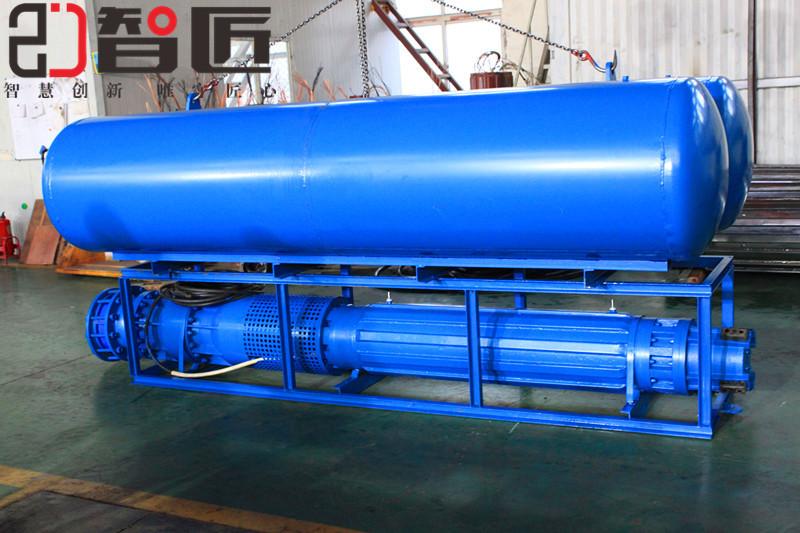 天津智匠泵业浮筒/漂浮式潜水泵