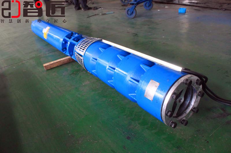 天津智匠泵业耐高温深井潜水泵概述