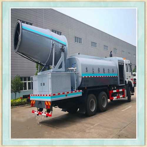 河北沧州锦辉车载式混凝土制品厂喷雾机类型