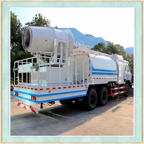 河北沧州环保车载式遥控除尘喷雾机日常维修