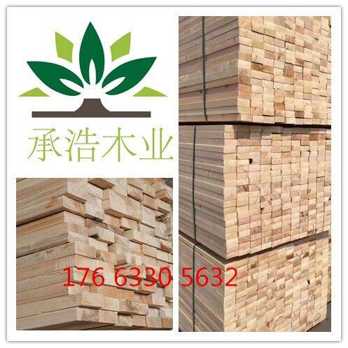 鹤壁樟子松木材图片