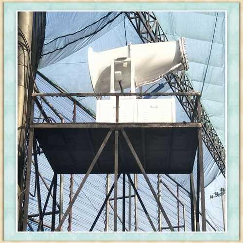 山西长治环保混凝土制品厂除尘雾炮机新品