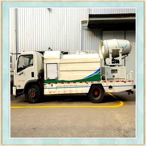 山西长治环保车载式移动式除尘雾炮机加工