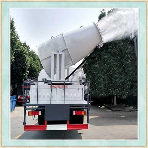 山西长治环保车载式园林除尘雾炮机信誉好的厂家