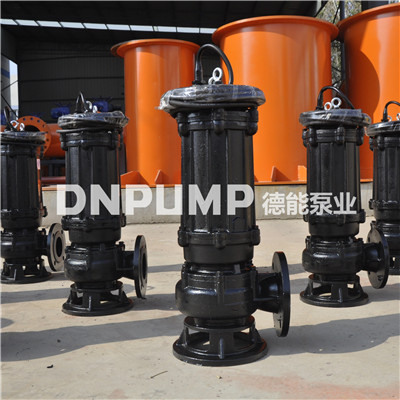 ��水排污泵-城市污水�理