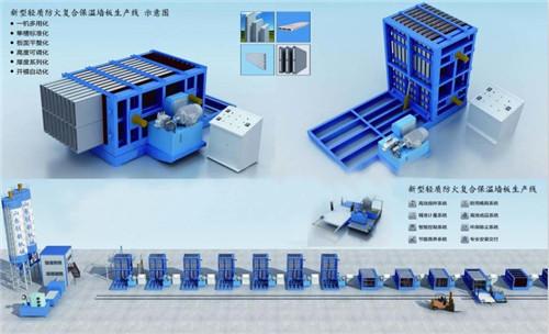 水泥纤维板生产线、水泥纤维板生产设备