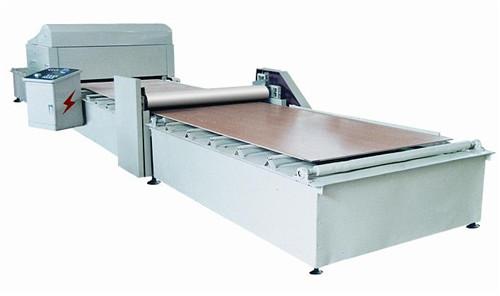 涂胶贴面干燥设备、涂胶贴面干燥机