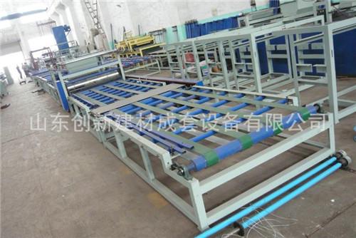 防火板制板机、防火板制板生产线