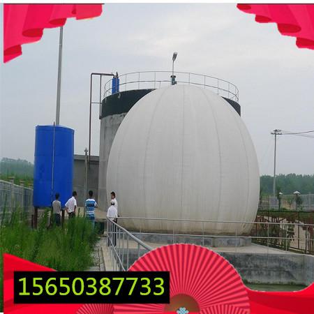 双膜沼气储气柜双膜储气柜沼气膜式气柜定做价格