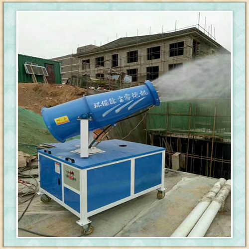 大连市全自动雾炮机生产工艺