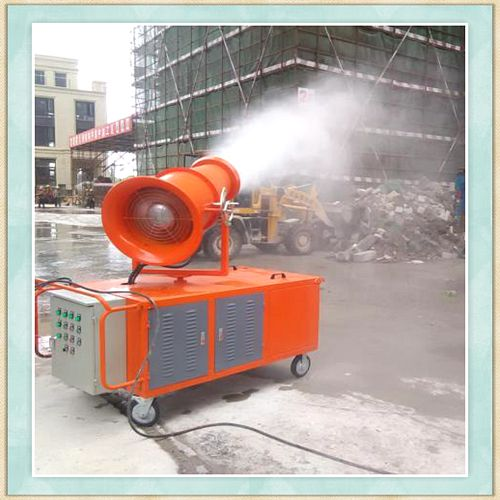 白城市远程除尘雾炮机生产商