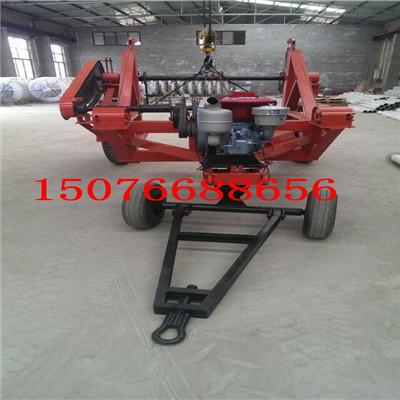 电缆拖车炮车、宁夏电缆拖车、霸州华忠线路工具