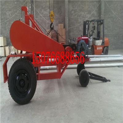 华忠线路工具行情(图)、双稳机电缆拖车、电缆拖车