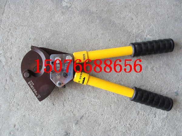 厂家直销省力棘轮剪刀jxq-400/630钢芯铝绞线剪刀钢绞线剪刀型号齐全