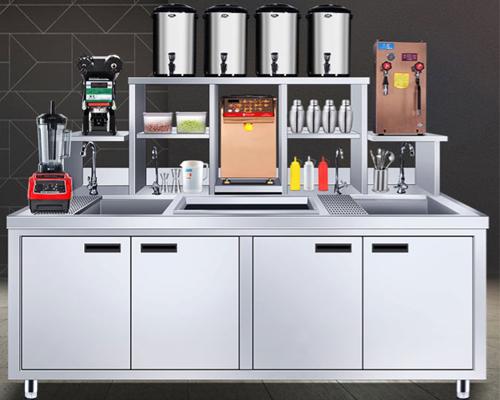 开奶茶店都需要哪些奶茶设备