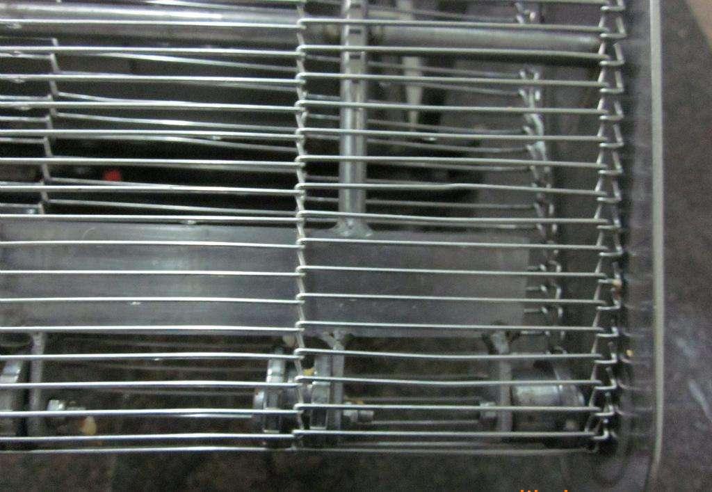 不锈钢清洗机网带平衡型网带网链输送机厂家