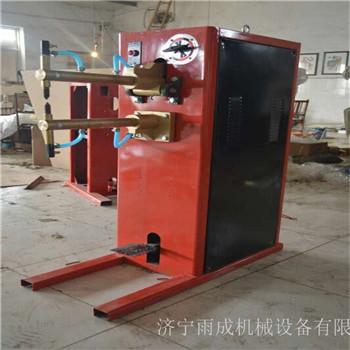 电动小型钢板点焊机气动网箍碰焊机