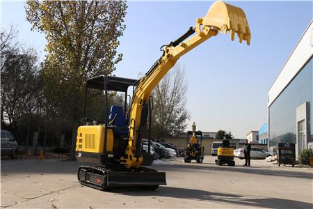 儒工10微型小挖机厂家履带式挖掘机多少钱