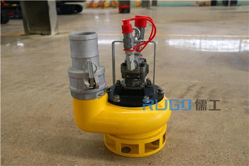 渣浆泵耐磨液压渣浆泵