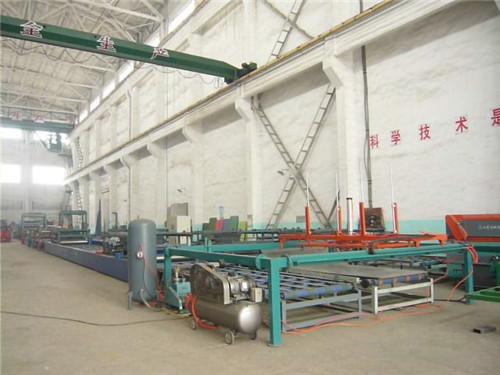 玻镁板生产线、玻镁板生产设备