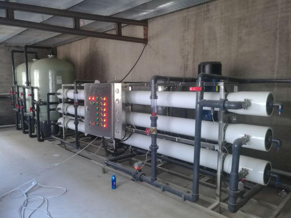 天津天一净源工业反渗透纯净水设备批发