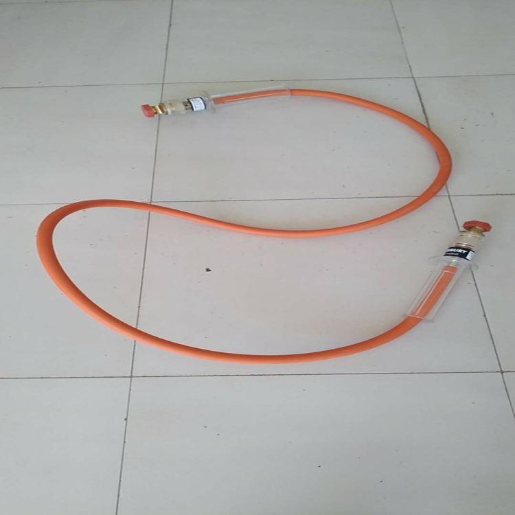 绝缘跳线夹205935kv250a3米长引流线35kv300a3米长