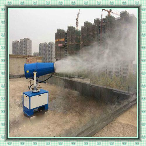 福清高架平台雾炮机