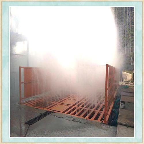 滁州市循环用水洗车台规格型号