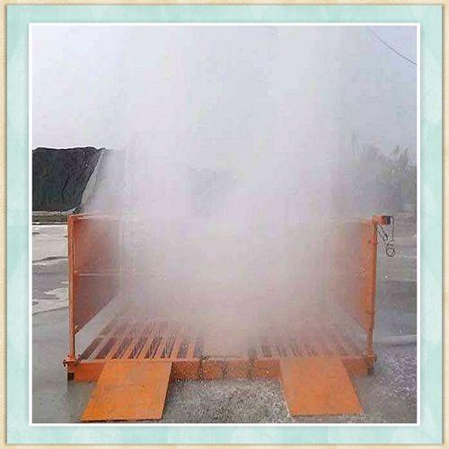 忻州市建筑全自动洗车台高效节能效果