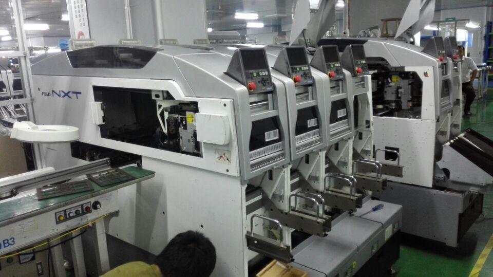 nxtm3s全自动生产线3代贴片机模组设备富士机器