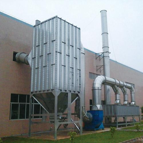 开封家具厂中央吸尘环保除尘设备专业制造厂家
