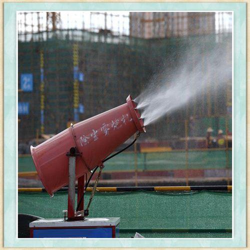 天津沙场喷雾机支持全国定制