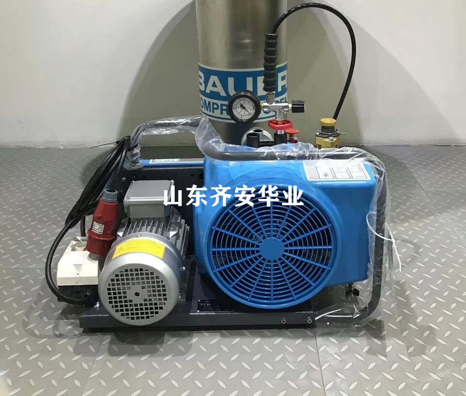 bauer德国宝华jiie呼吸器充气专用空气压缩机