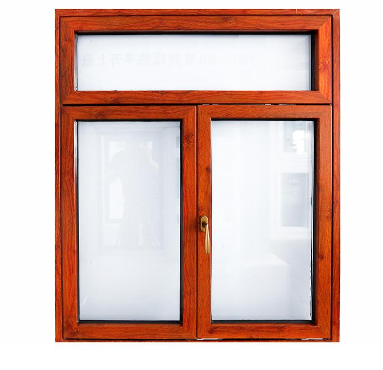 无锡断桥铝封阳台门窗平开窗落地