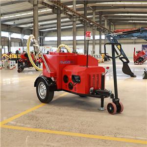 100升牵引式沥青灌缝机厂家水泥路面灌缝机