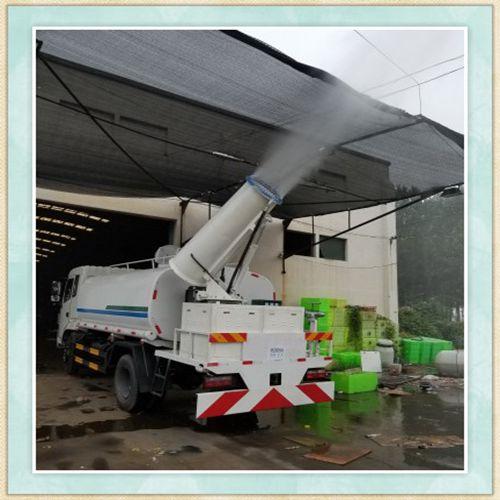 上海环保除尘车载喷雾机如何联系