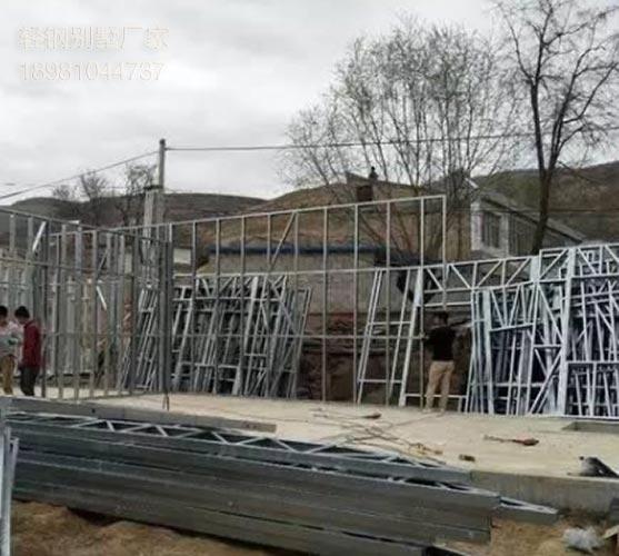 泸州优惠轻钢房子造价低性价比高多种类型详情电询