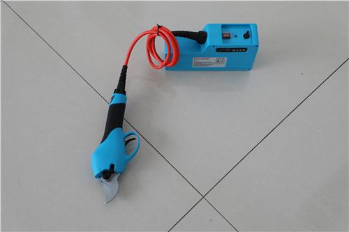电动修枝剪园林果树剪刀价格省力剪树枝电动剪刀