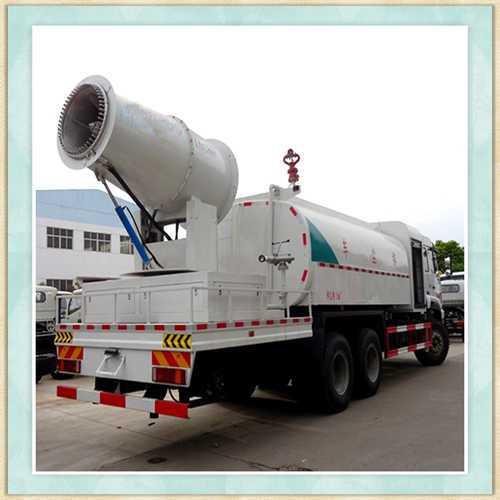 珠海市遥控除尘车载喷雾机厂家