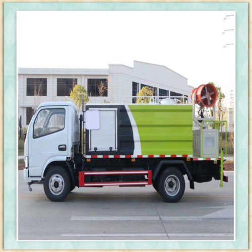 黔东南苗族侗族自治州园林车载喷雾机专业厂家