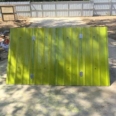 防汛子堤防洪子堤防汛挡板装配式子堤折叠式防汛子堤