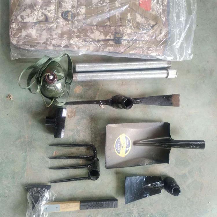 防汛工具包防汛救援工具野外生存工具包防汛专用工具消防救援工具包