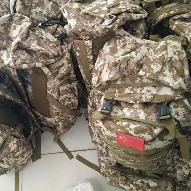 防汛背包抢险救援套装工具包