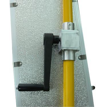 高空导线剥皮器thb-100棘轮式导线剥皮器带电作业工具