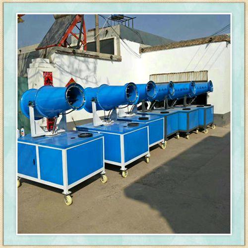 唐山市遥控除尘喷雾机优质供应