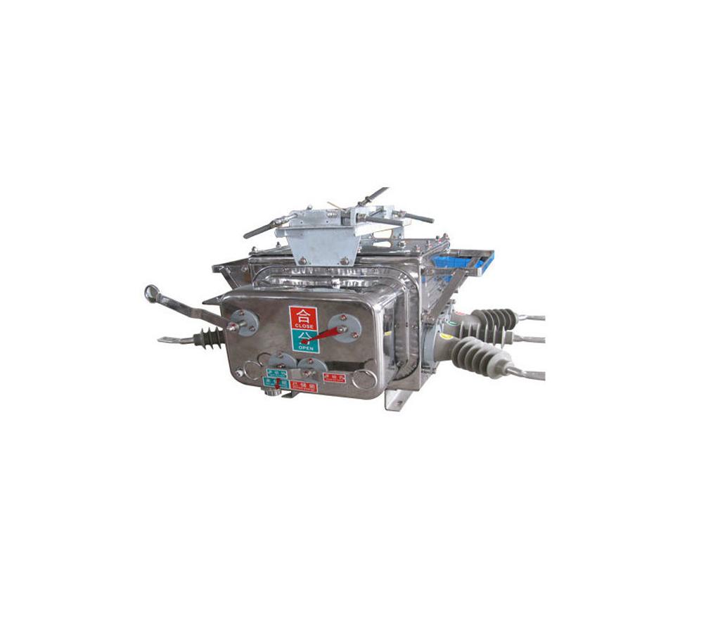 zw20柱上高压真空断路器、保定人禾电气高压开关、带看门狗功能