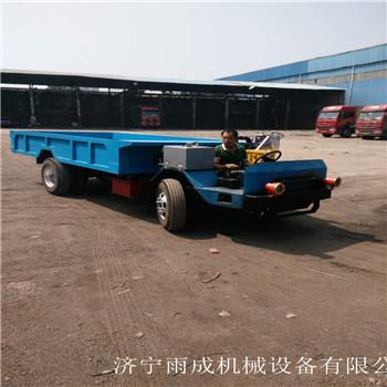 8吨后驱井下运输车10吨改装六轮巷道用翻斗车