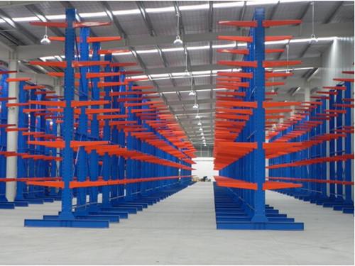 悬臂货架长管货架钢管货架南京悬臂货架
