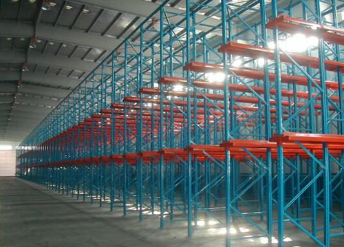贯通式货架驶入式货架通廊式货架南京贯通式货架